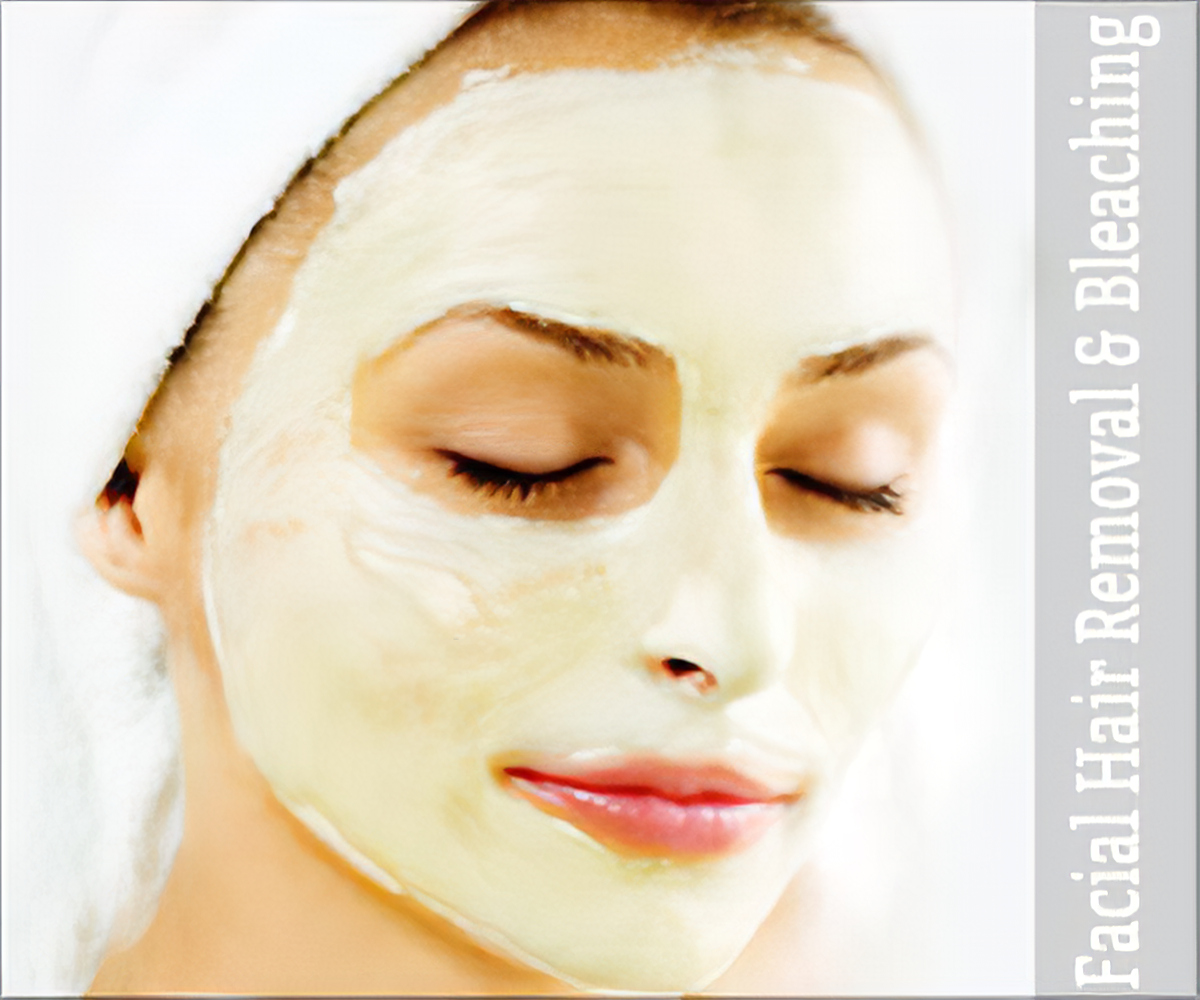 Facial Hair Removal And Bleaching Beauty Tips