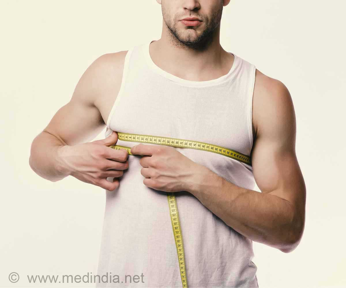 Ideal Chest Measurement for Men