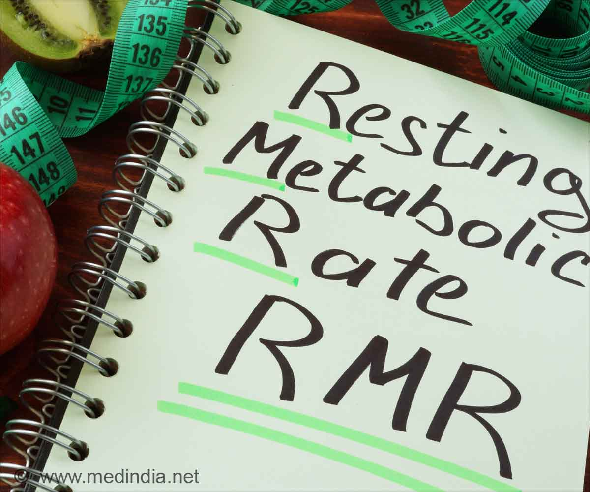 Resting Metabolic Rate (RMR) or Basal Metabolic Rate ( BMR)