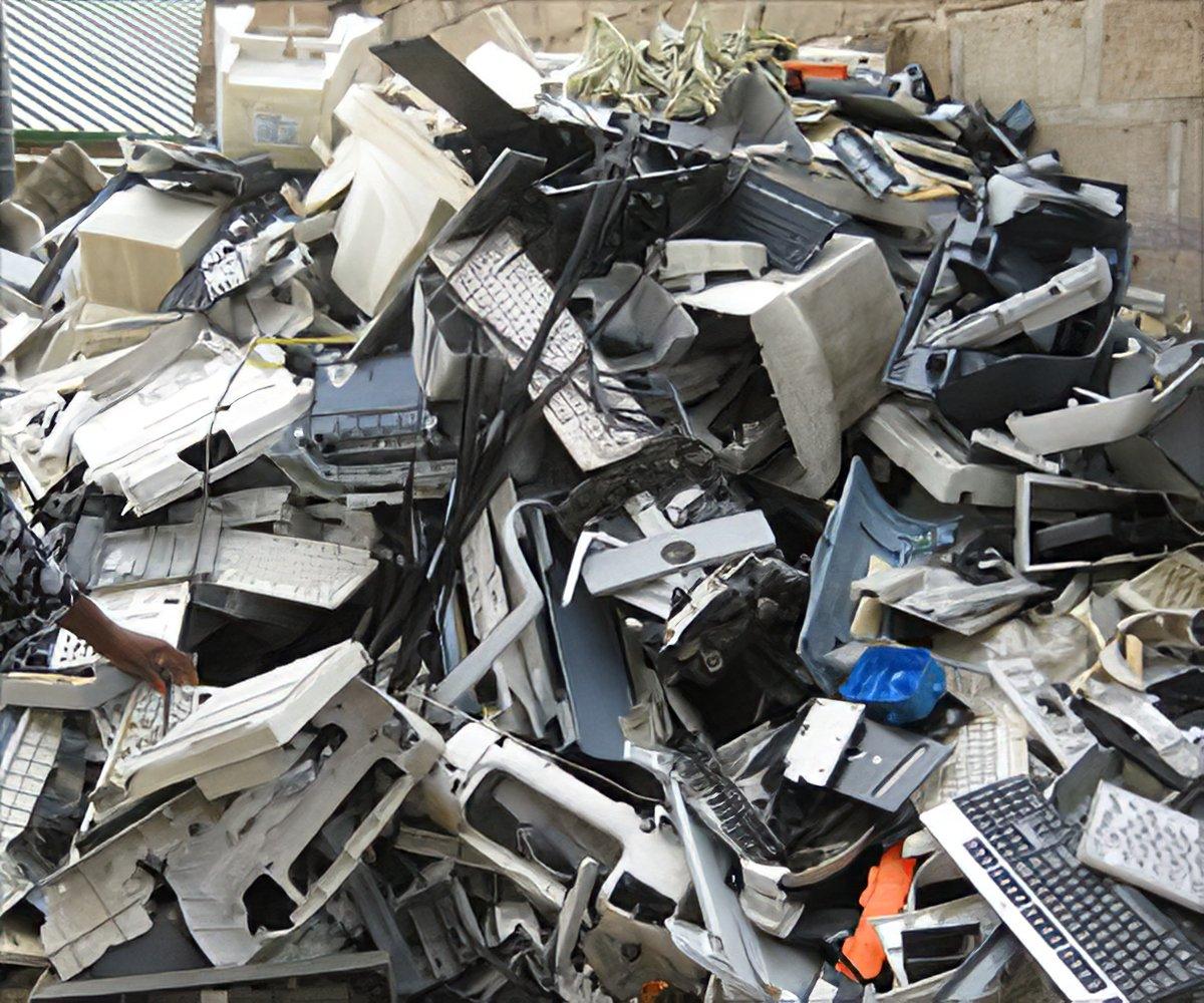 No Authorized E- Waste Disposal Facility in Odisha: State Pollution