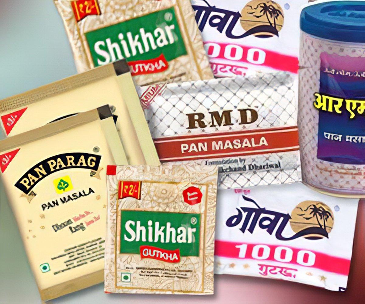 Gutka, Pan Masala to be Banned in Tripura, Meghalaya