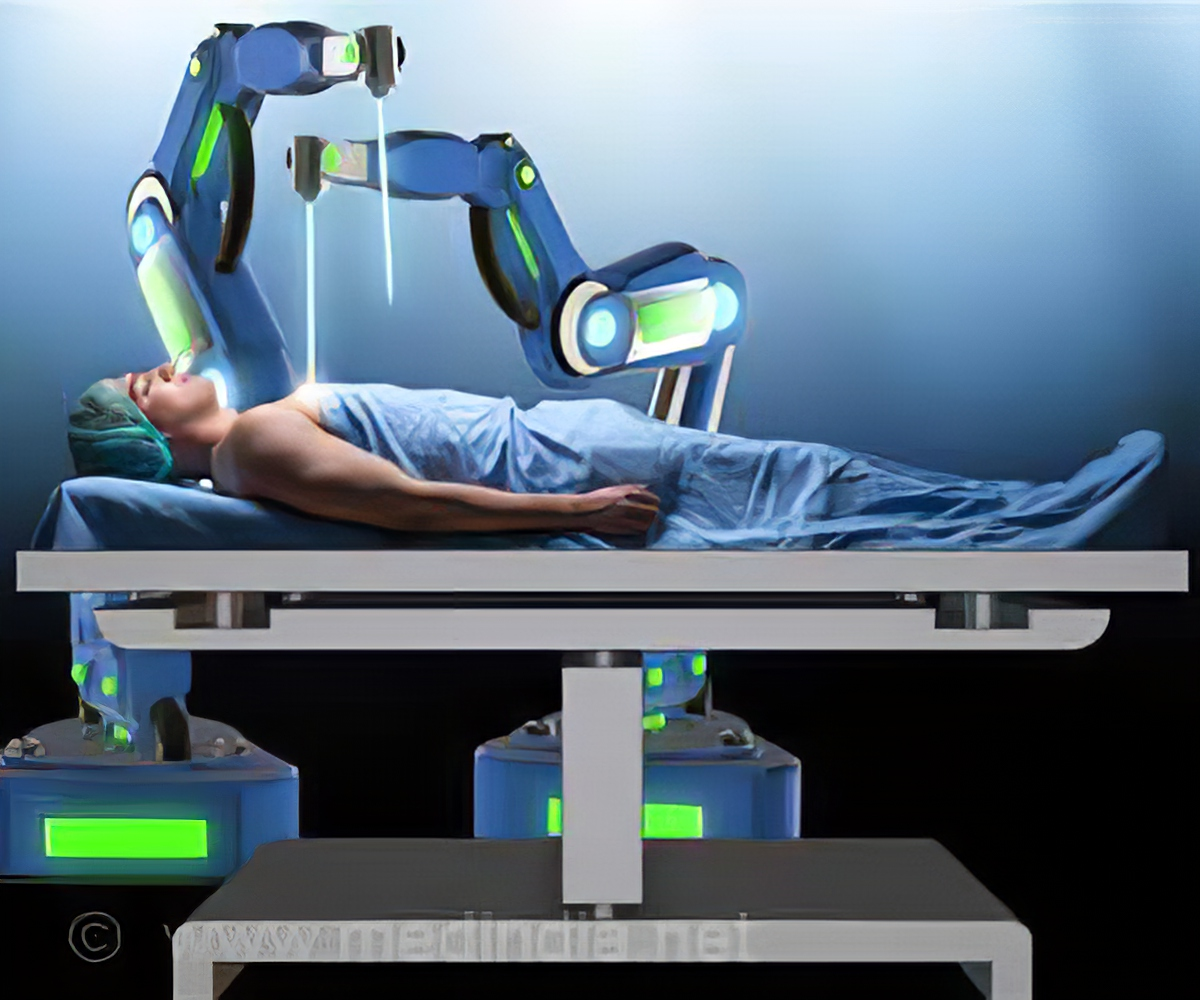 World's 1st Remote Surgery Using 5G Conducted by China