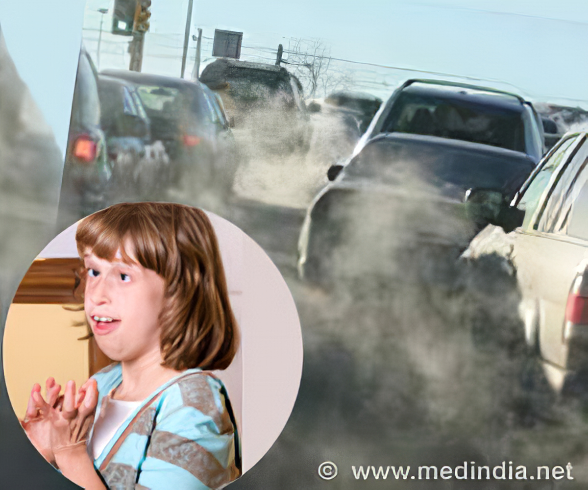 Traffic Related Air Pollution Linked To >> Traffic Related Air Pollution Linked To Facial Dark Spots