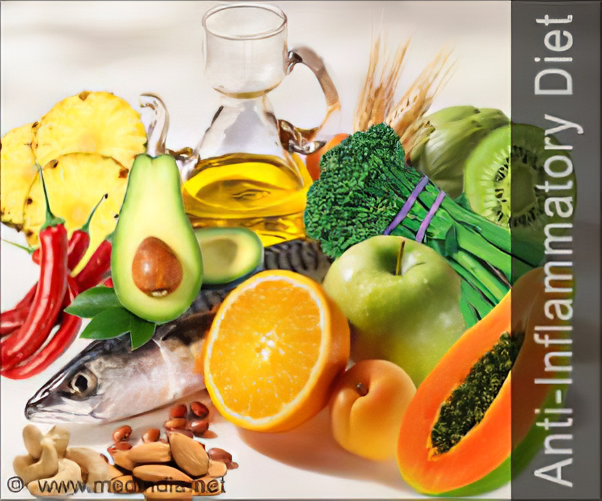 neuro anti inflammatory diet
