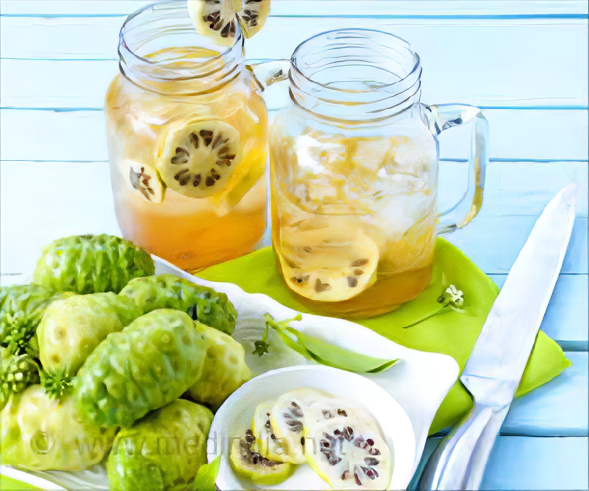 how to lose weight with noni juice - drink up now!