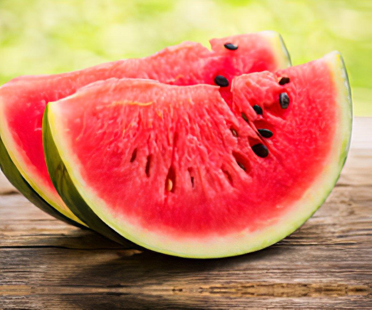 Top 7 Health Benefits of Watermelon