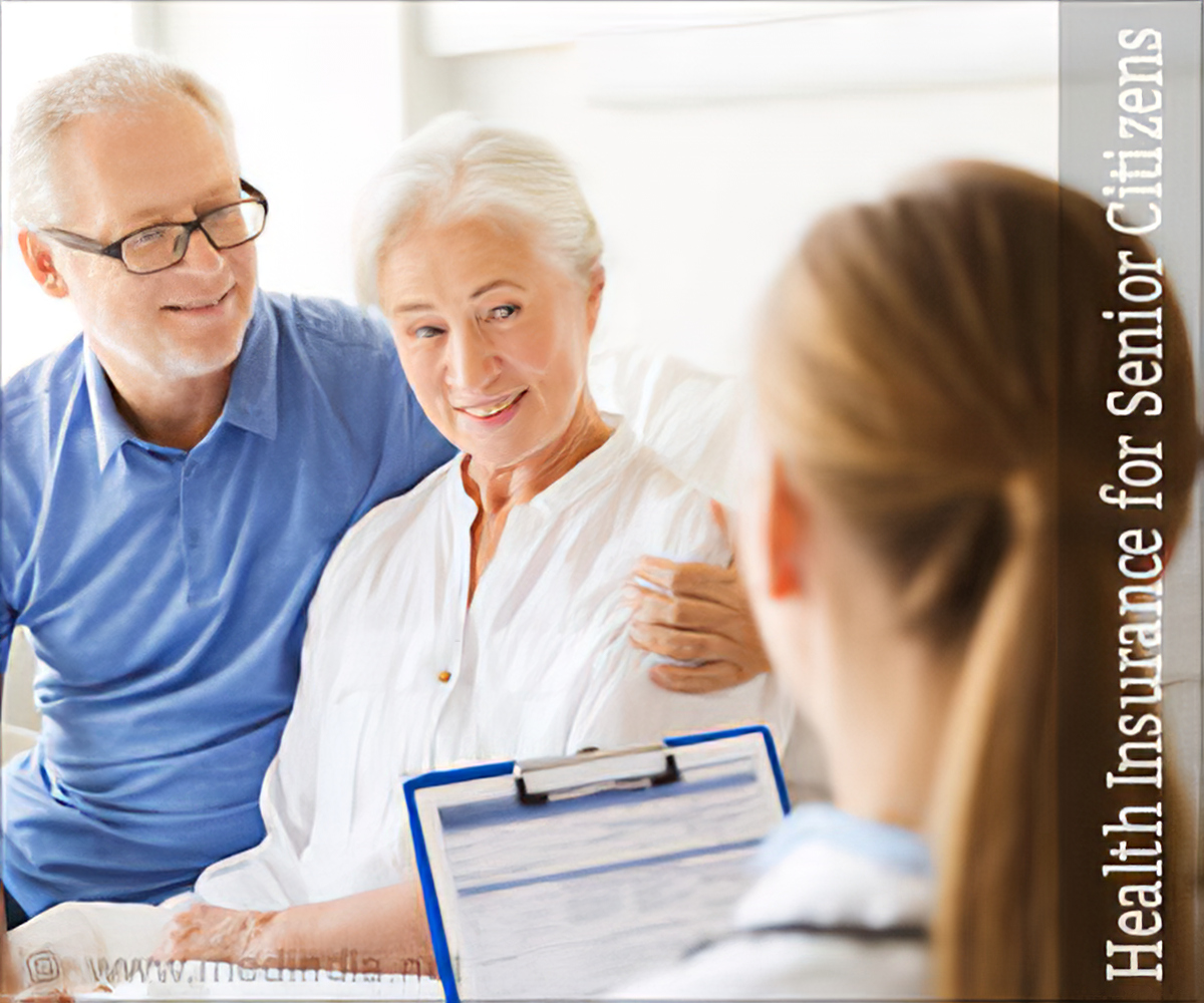 Health Insurance for Senior Citizens - Comparison Chart of Policies,  Mediclaim Policy