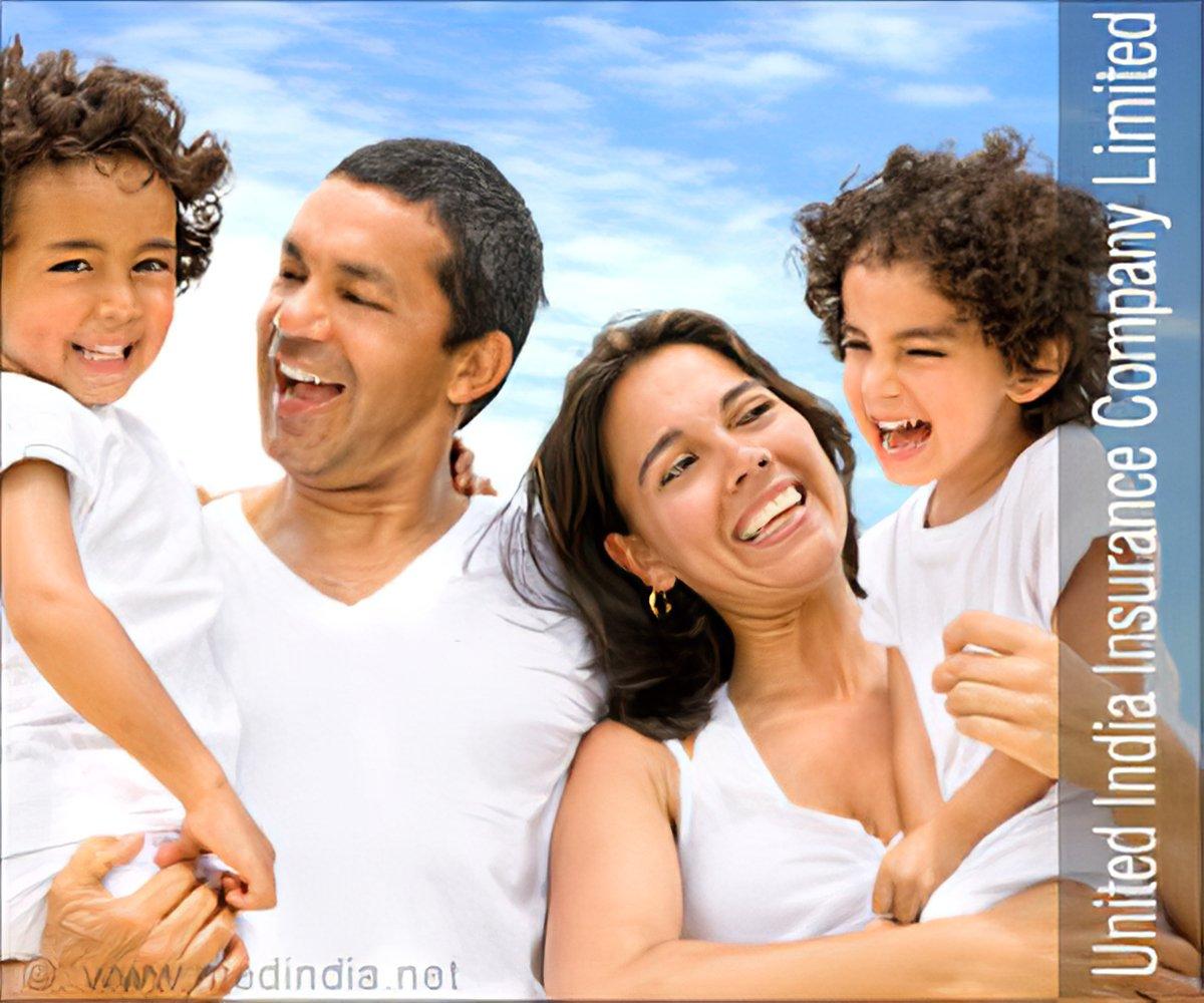 United India Insurance Company Limited - Mediclaim Accident Family