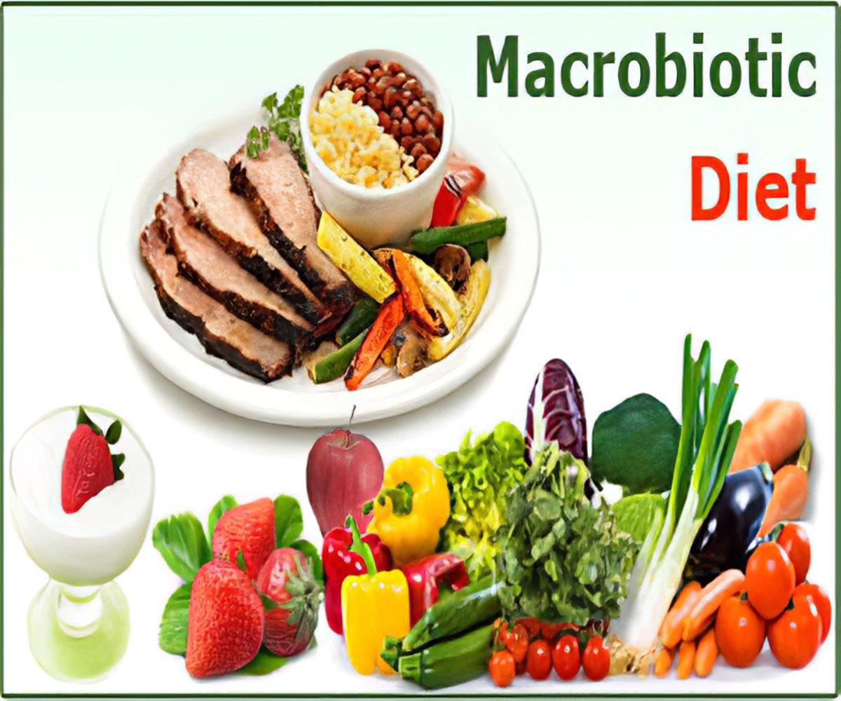 macrobiotic diet and heart disease