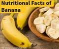 香蕉的营养事实