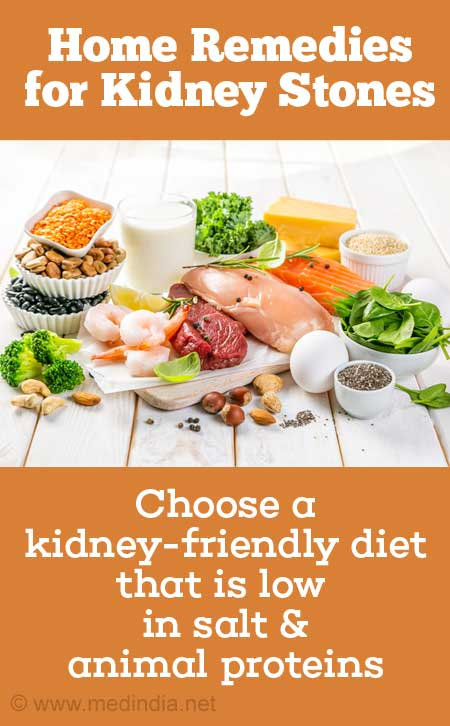 Home Remedies For Kidney Stones