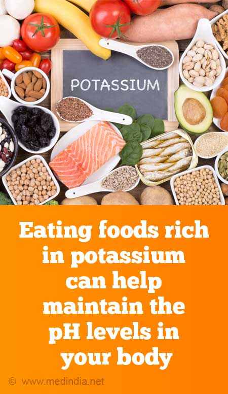 diet for high potassium in blood