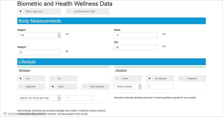 Consumer Biometric Data