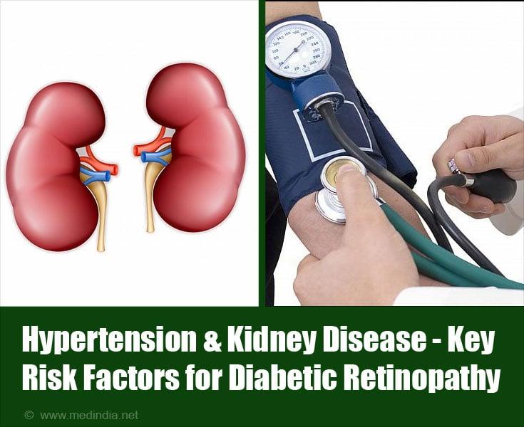 Hypertension & Kidney Diseases – Key Risk Factors for Diabetic Nephropathy