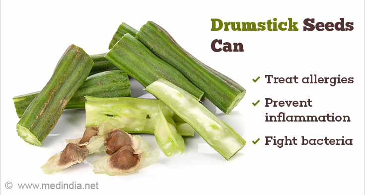 Moringa | Drumstick Tree - Health Benefits and Side Effects