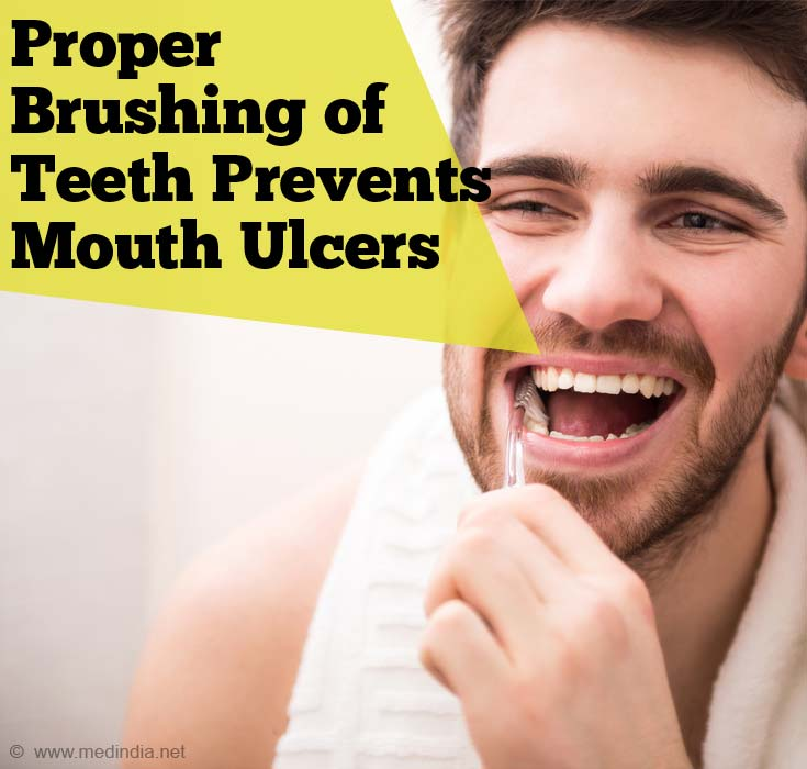 Mouth | Oral Ulcers - Causes, Symptoms, Diagnosis, Treatment