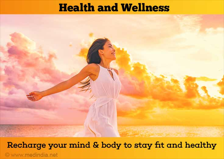 Recharge your mind & body to stay fit and healthy