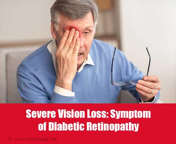 Diabetic Retinopathy Symptom