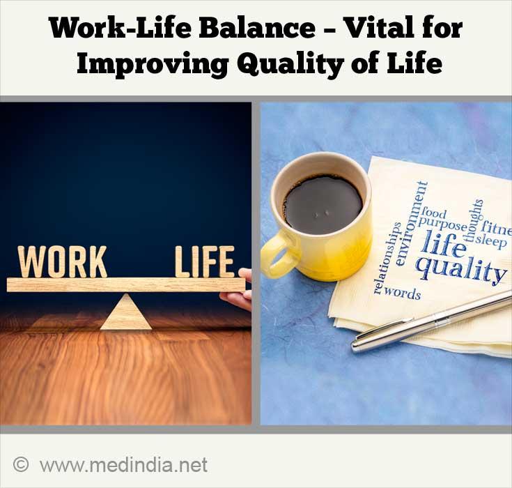 Work-Life Balance – Vital for Improving Quality of Life